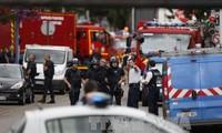 ฝรั่งเศสระบุชื่อผู้ก่อเหตุจับตัวประกันในโบสถ์