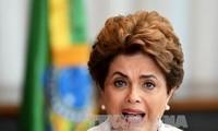 ประธานาธิบดีบราซิล รุสเซฟฟ์ ยืนยันที่จะปกป้องความยุติธรรมและประชาธิปไตย