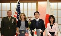 ญี่ปุ่นและสหรัฐลงนามข้อตกลงขยายความร่วมมือด้านพลาธิการ