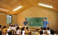 โรงเรียนแห่งความฝันในเขตเขา ณ จังหวัด ท้ายเงวียน