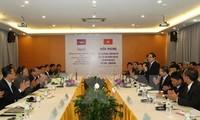 เวียดนามและกัมพูชาผลักดันการแลกเปลี่ยนข้อมูลเกี่ยวกับอาชญากรรมยาเสพติดในเขตชายแดน