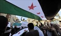 Facciones opositoras en Siria debaten solución para la crisis