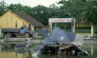 Aldea de Ngoc Ha, donde permanecen testimonios de un tiempo heroico