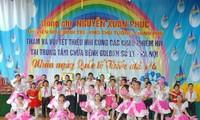 Vietnam celebra el mes de acción para los niños