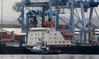 Cuba reconoce propiedad de armas en barco norcoreano interceptado en Panamá