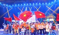 Vietnam ocupa segundo y tercer puestos en Concurso regional de Robótica