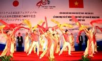 Conmemoran aniversario 40 de nexos diplomáticos Vietnam-Japón