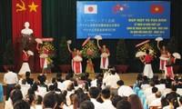 Refuerzan relaciones de cooperación entre Vietnam y Japón