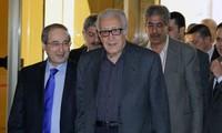 Enviado de ONU-Liga Árabe llega a Damasco para conversaciones sobre Siria