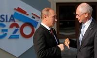 Rechaza Rusia versión de espionaje a líderes de G-20