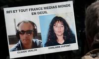 Francia condena el asesinato de dos periodistas nacionales en Malí
