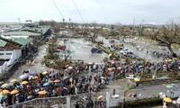 ASEAN ayuda a las víctimas de supertifón Haiyan en Filipinas