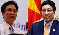 Parlamento vietnamita ratifica designación de dos nuevos viceprimeros ministros
