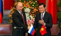 Vietnam y Rusia consolidan la asociación estratégica integral con 17 acuerdos