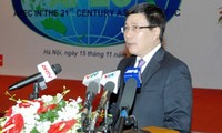 """Vietnam acoge la Conferencia """"APEC en la región Asia- Pacífico del siglo XXI"""""""