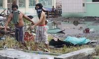Filipinas se esfuerza en superar secuelas de Haiyan con ayuda internacional