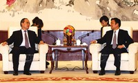 Vietnam y China por mantener relaciones de amistad y vecindad