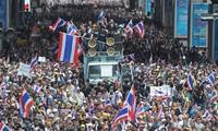 Crisis política en Tailandia – un desafío para gobierno de Yingluck Shinawatra