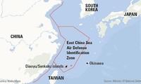 Fuertes críticas a Zona China de Identificación de Defensa Aérea