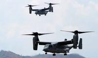 Estados Unidos y Japón estrechan cooperación militar