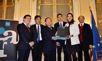 Inauguran Año de Vietnam en Francia con 100 actividades conmemorativas