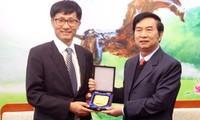 Fortalecen Vietnam y Corea del Sur cooperación en seguridad