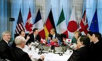 El G7 dispuesto a reforzar sanciones contra Rusia