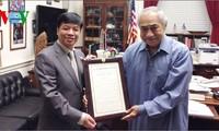 Elogia congresista estadounidense revisión periódica universal de derechos humanos en Vietnam