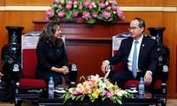 Vietnam y Cuba refuerzan relaciones amistosas