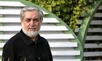 Abdullah encabeza elecciones presidenciales en Afganistán
