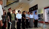 Exposiciones de archivos sobre victoria de Dien Bien Phu