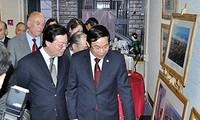 Actividades culturales marcan 40 años de relaciones Vietnam- Francia