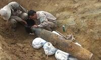 Vietnam se empeña en superar las secuelas de bombas y minas