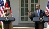 Estados Unidos  y Alemania advierten de más sanciones contra Rusia