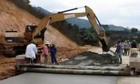 Provincia de Dien Bien ensaya circulación de vehículos por cinturón Pom Lot – Huoi Puoc