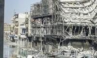 Ciudad Homs de Siria fue liberada