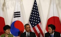 Estados Unidos, Japón y Corea del Sur planean reunión sobre Corea del Norte