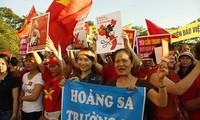 Ola de marchas a nivel nacional e internacional contra violación china