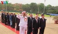 Actividades conmemorativas por natalicio del presidente Ho Chi Minh