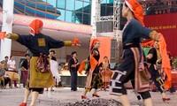 Fiesta de baile singular de los Dao rojos