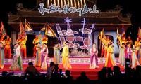 Impresionantes demostraciones artísticas en el Festival Hue 2014