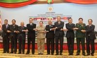 Reunión ministerial de Defensa de ASEAN: Consenso por la paz y estabilidad regional