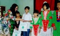 """Sexto programa """"Corazones simpatizantes"""" en apoyo a niños y discapacitados"""