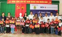 Localidades vietnamitas promueven el Mes de Acción para los niños