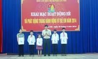 Celebran en Vietnam numerosas actividades en favor a los niños