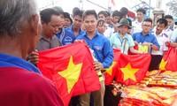 Cultivan entre jóvenes vietnamitas el amor hacia el mar e islas