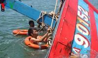 Preparan rescate de embarcación hundida por buques chinos