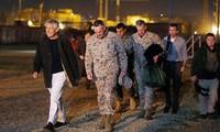 Secretario de Defensa estadounidense llega a Afganistán en visita sorpresa