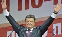 El multimillonario Poroshenko se convierte en nuevo presidente de Ucrania