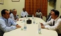 Fortalecen cooperación periodística entre Vietnam y Cuba